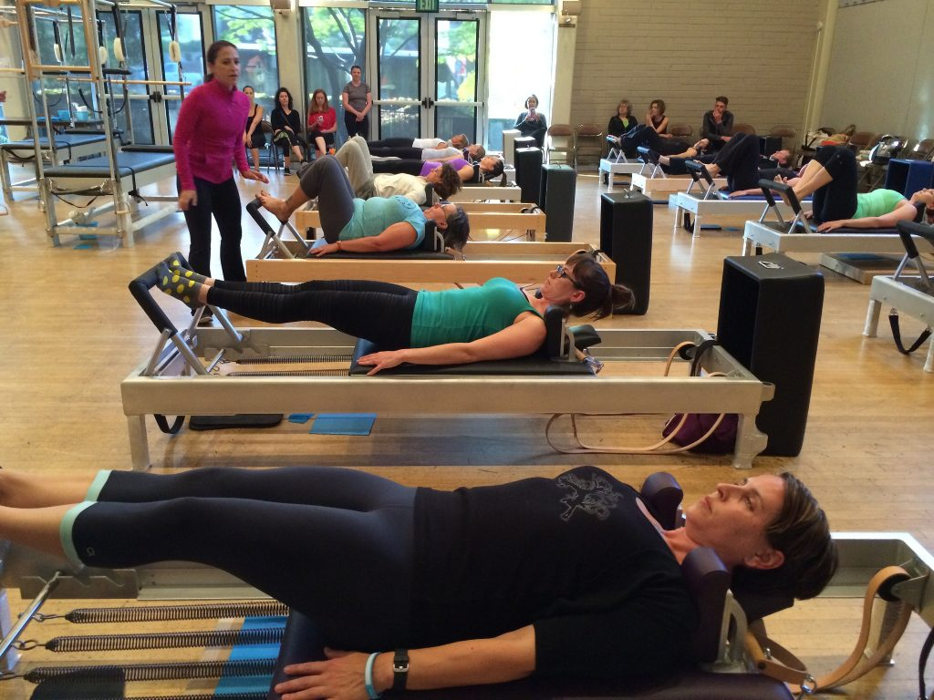 Big Bear Pilates Intensive